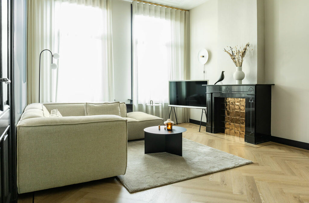 Herenhuis waar klassiek meets design | Arnhem